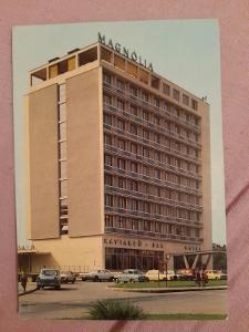 Pohlednice PIEŠŤANY - Hotel Magnólia,r.1969,prošlé poštou
