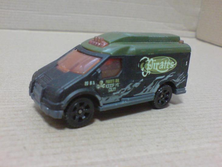 MB-Ambulance - Modelářství