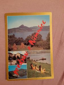 Pohlednice pozdrav z Nimnice,prošlé poštou