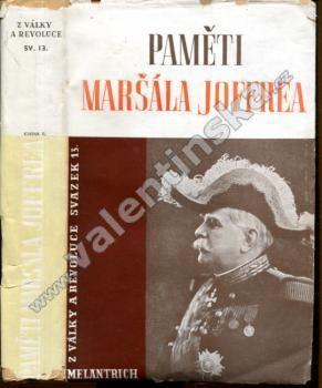 Paměti maršála Joffrea, 2 svazky