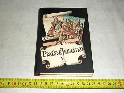 Kubašta ilustrace .. kniha Pražské jezulátko 1948