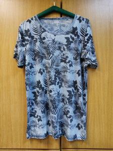 Dlouhé UNI tričko,dámské XL, pánské L - míry v popisu