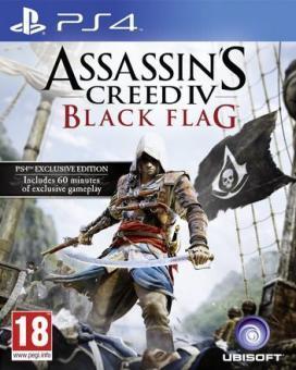 PS4 ASSASSINS CREED IV : BLACK FLAG CZ TITULKY