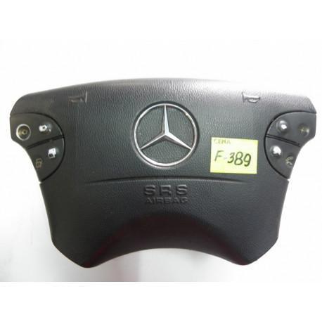 Mercedes E W210 lift 99- airbag řidiče - Náhradní díly a příslušenství pro osobní vozidla