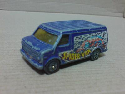 Corgi Juniors-U.S. Van