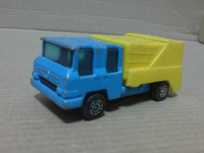 Corgi Juniors-Refuse Truck