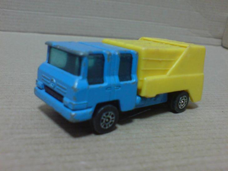 Corgi Juniors-Refuse Truck - Modelářství