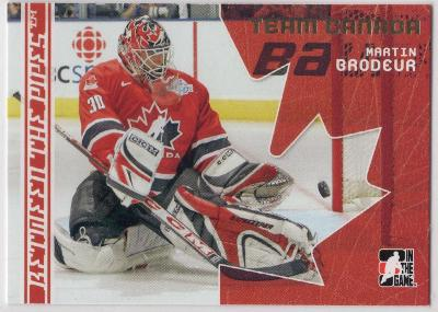 Martin BRODEUR - ITG Between the Pipes 06-07 #117 * CAN