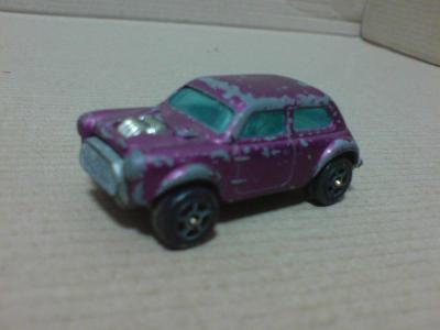 Corgi Juniors-Mini Cooper 1300