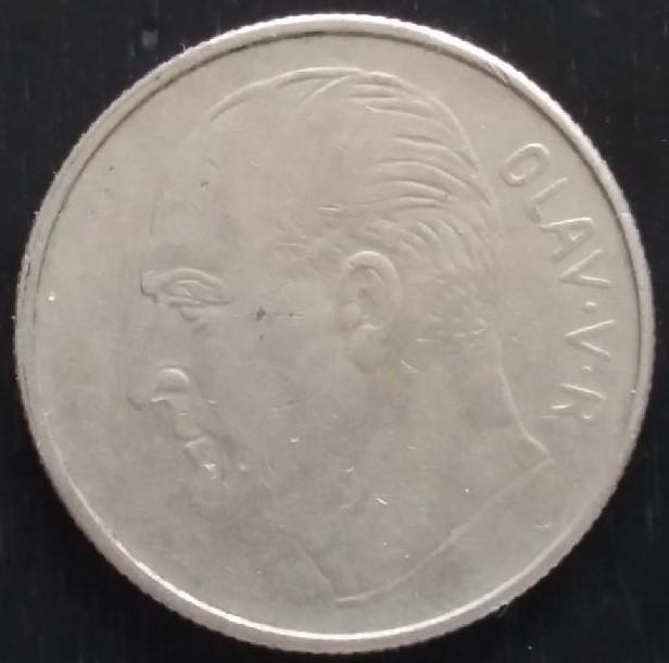 NORSKO  - 1 Krone 1971 - Numismatika