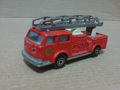 Majorette-Pompier