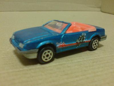 Majorette-Mustang Convertible
