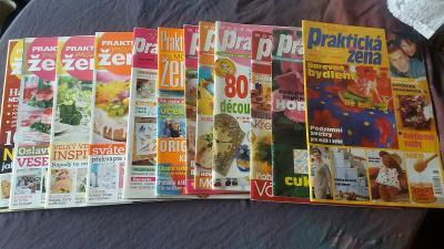Časopisy Praktická žena - 12 čísel