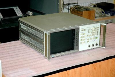 Hewlett Packard 8757A, skalární síťový analyzátor