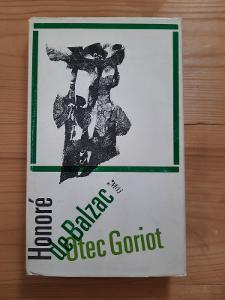 Otec Goriot Honoré de Balzac