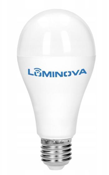 ŽÁROVKA E27 LED 22W 2200lm HEAT CCD Luminova + dárek