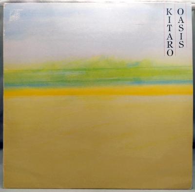 Kitaro – Oasis 1982 Germany Vinyl LP 1.press