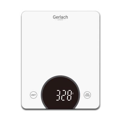 Kuchyňská váha s LED displejem Gerlach GL 3172w do 10 kg
