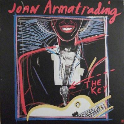 🎤 LP Joan Armatrading – The Key/1983