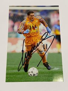 Autogram - Daniele Massaro - AC Milan, Legenda
