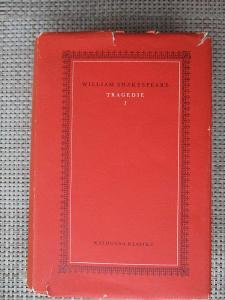 Shakespeare William - Tragédie I (1. vydání)