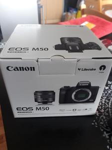 Canon eos m50 ef-m15-45 IS STM kit