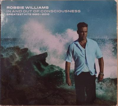 2CD Robbie Williams – In And Out Of Consciousness - Greatest Hits