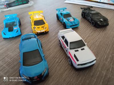 1:64 hot wheels Porsche,Honda,Corvette,Audi,Ford