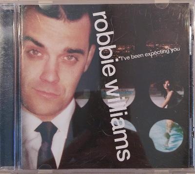 CD Robbie Williams – I've Been Expecting You
