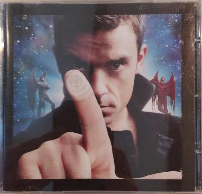 CD Robbie Williams – Intensive Care