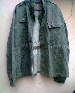 Maskáče PARA bunda origo ČSLA  vz 60 jehličí po mlok vel. 3C