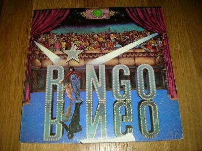 Ringo Starr – Ringo (1973) + KNÍŽKA ,1.Press USA