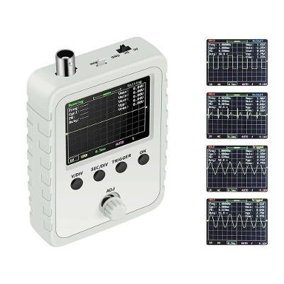 Digitální Osciloskop DSO 150 komplet sestavený 12Bit 50Vpp + sonda