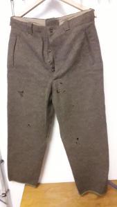 Kopřivákové kalhoty