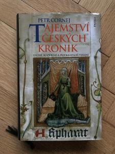 Tajemství českých kronik – Petr Čornej (2003, Paseka)