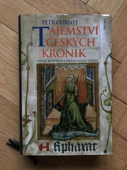 Tajemství českých kronik – Petr Čornej (2003, Paseka) - Knihy