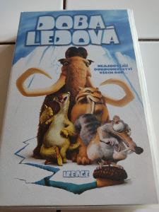 VHS kazeta / Doba ledová