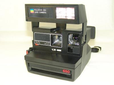 fotoaparat POLAROID 600 Land camera