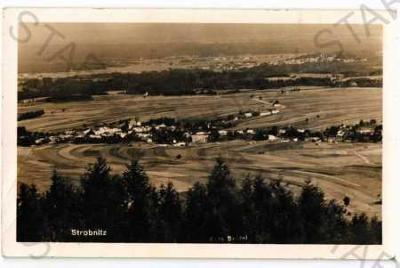 Horní Stropnice České Budějovice celkový pohled fo