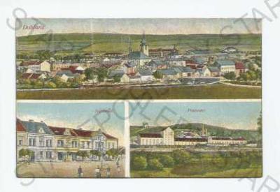 Dobřany Plzeň- jih koláž více záběrů pivovar náměs