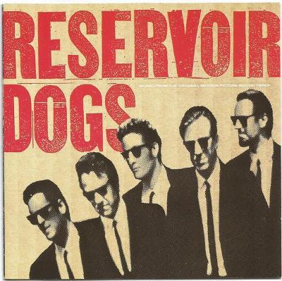 CD - Reservoir Dogs (Soundtrack)