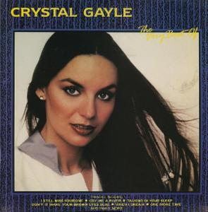 🎤 LP Crystal Gayle – The Very Best Of