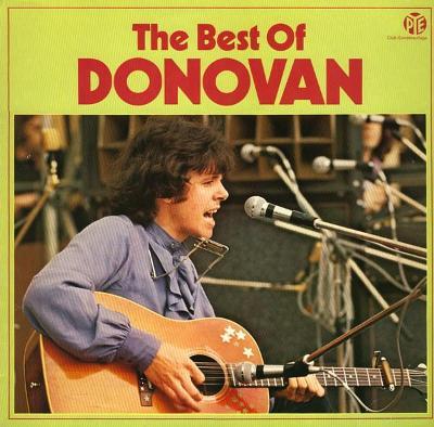 🎤 LP Donovan – The Best Of Donovan