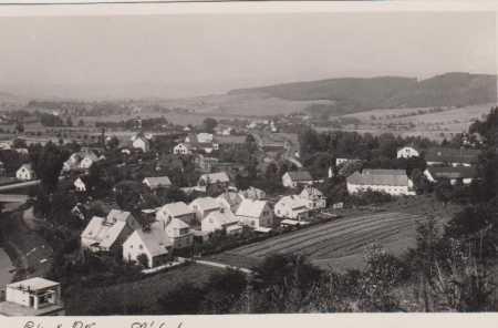 Lázně Běloves u Náchoda, celkový pohled