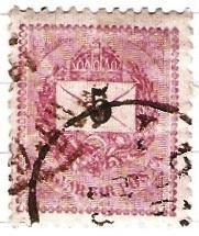 Madarsko 1888 Mi 30