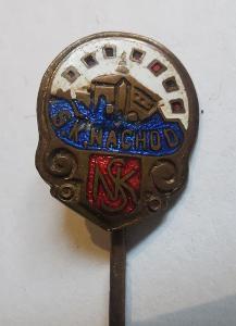 Odznak S. K. Náchod
