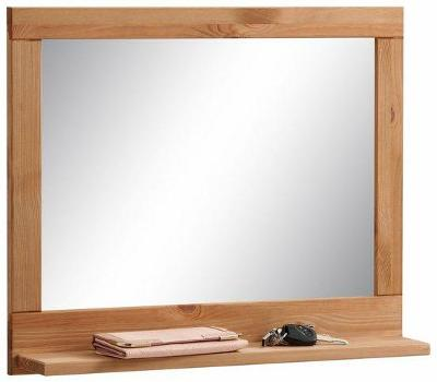 Nástěnné zrcadlo s policí Jossy (142744) H316