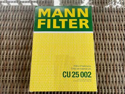 Kabinový filtr MANN (MF CU25002)