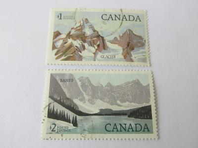Prodávám známky  Kanada 1985, Národní parky /Krajiny, hory a jezera/