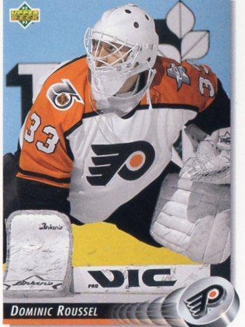 Dominic Rousell - Philadelphia Flyers - UD